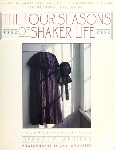 Download The four seasons of Shaker life