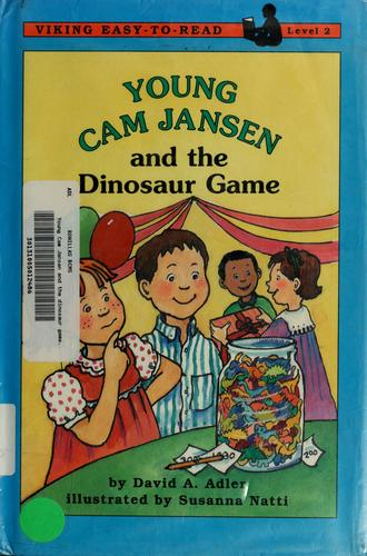 Download Young Cam Jansen and the dinosaur game