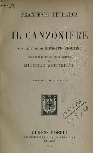 Download Il Canzoniere