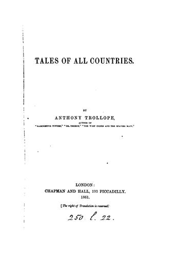 Download Tales of all countries. 1st