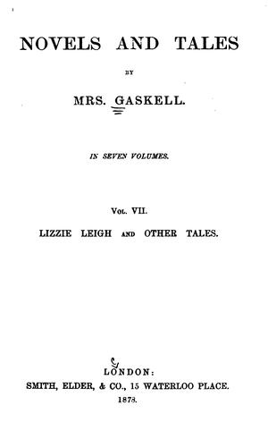 Download Lizzie Leigh and Other Tales