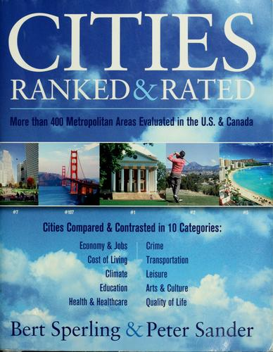 Download Cities ranked & rated