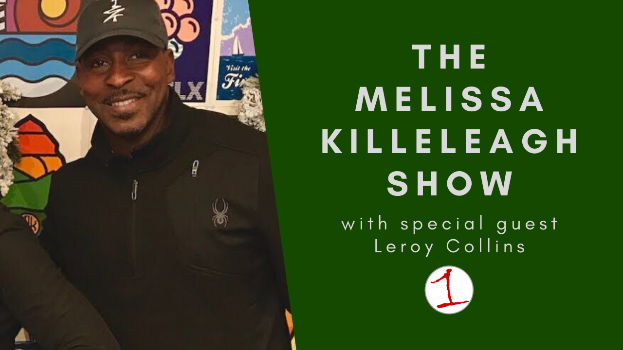 Former NFL running back talks 'Dream Project' .::. The Melissa Killeleagh Show 3/24/20