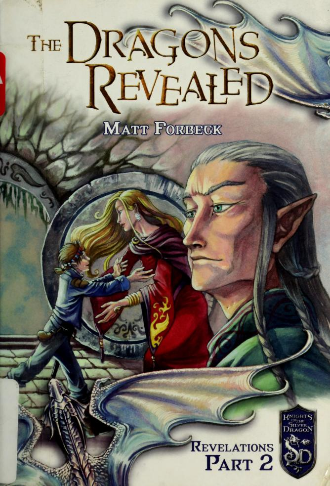 The dragons revealed by Matt Forbeck