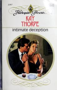 Cover of: Intimate Deception | Kay Thorpe