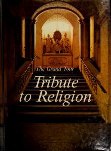 Cover of: Tribute to religion | Flavio Conti