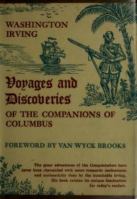 Cover of: Voyages and discoveries of the companions of Columbus | Washington Irving