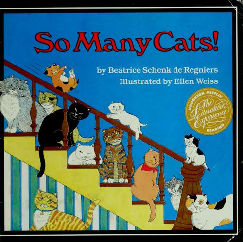 So many cats!