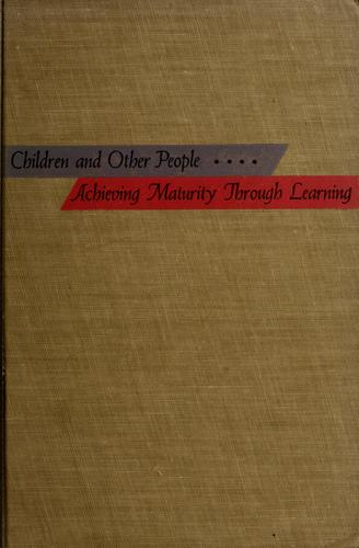 Children and other people by Robert S. Stewart